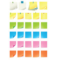 Post it note vector | Price: 1 Credit (USD $1)
