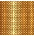 abstract gold texture square background vector image vector image