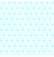 cyan abstract pattern seamless vector image vector image