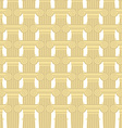 Greek Column seamless pattern background of vector image vector image