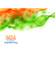Indian republic day design celebrated on 26