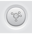 Time Management Icon Business Concept vector image vector image