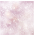 Soft and blurry Winter Christmas pattern vector image vector image