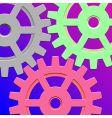 gear box mechanism vector image vector image