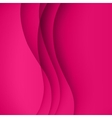 pink template abstract background vector image vector image