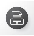 photocopy icon symbol premium quality isolated vector image