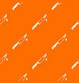 steel knife pattern seamless vector image vector image