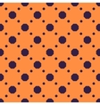 Polka dot geometric seamless pattern 5408 vector image vector image