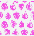 trendy seamless pattern with pastel vector image