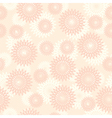 pink texture with round elements vector image vector image