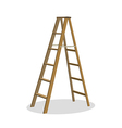 stepladders vector image