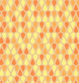 seamless geometry drops pattern vector image vector image