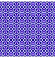 abstract geometric seamless background violet vector image