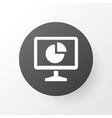 analytics icon symbol premium quality isolated
