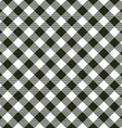 Plaid checkered tartan vector image vector image
