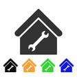 repair building icon vector image