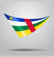 central african republic flag background
