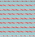 seamless pattern with candy lines vector image vector image