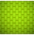 Seamless floral pattern green and summer seasonal vector image vector image