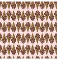 icecream background vector image