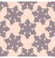 grunge random snowflakes seamless vector image