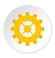 repair detail icon circle vector image vector image