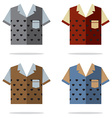 Shirts For Men vector image vector image