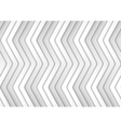 Abstract smooth stripes grey background vector image vector image