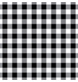 black tablecloth seamless pattern vector image
