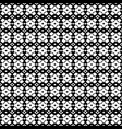 Ornamental geometric seamless texture