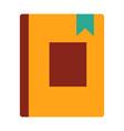 book icon education book - book library vector image vector image