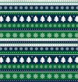 Christmas background for wrapping paper textile vector image vector image
