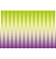 green and violet halftone vector image vector image