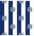 Sailor stripes Breton stripes vector image
