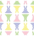 Background seamless - Easter bunnies