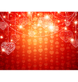 wedding holiday background vector image vector image