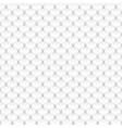abstract geometric white texture vector image