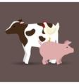 animals farm poster icon