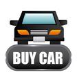 car concept vector image vector image