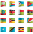 flags - africa