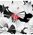 beautiful graphic patterns are seamless vector image vector image