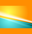 bright contrast abstract background with smooth vector image vector image