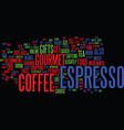Gourmet espresso coffee gifts mmm mmm good text