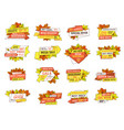 best choice promotion discount on thanksgiving day vector image vector image