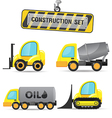 Construction Symbol Icon Object Set C vector image