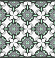 elegant flourish website background vector image