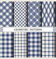 geometric grid patternpattern fills web page vector image