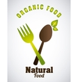 natural food vector image vector image