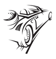 cabriolet vector image vector image