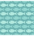 Fishes in the ocean vector image vector image